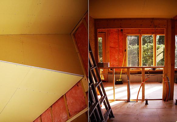 厨房の天井