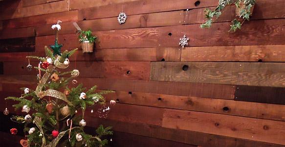 ホタルカフェのクリスマス