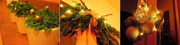 2012年のホタルカフェのクリスマス